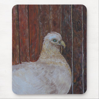 The Old Hen Mouse Pad