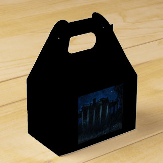 The Old House favor box Party Favour Box