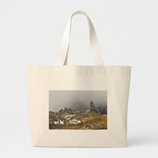 The Old Man of Storr Large Tote Bag