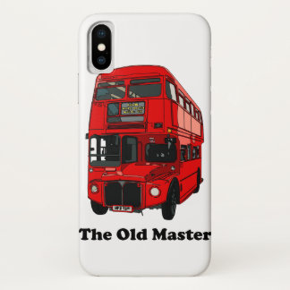 The Old Master phone case