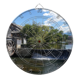 The Old Mill Dartboard