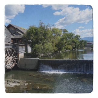 The Old Mill Trivet