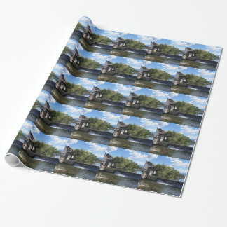 The Old Mill Wrapping Paper