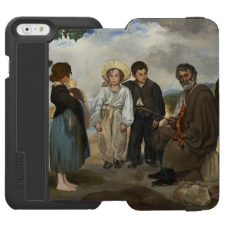 The Old Musician by Edouard Manet Incipio Watson™ iPhone 6 Wallet Case