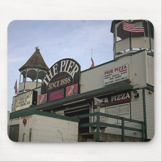 The Old Orchard Beach Pier Mouse Pads