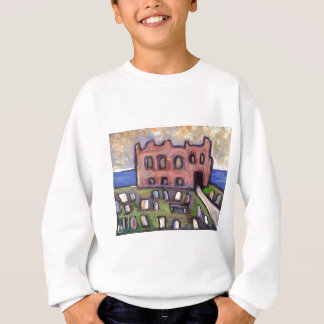 THE OLD PRIORY AND GRAVEYARD SWEATSHIRT