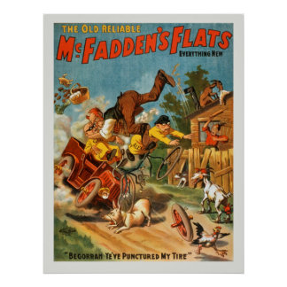 The Old Reliable Mcfaddens Flats Everything New Poster