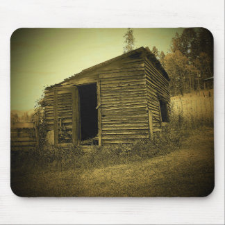 The Old Shack by djoneill Mouse Pad