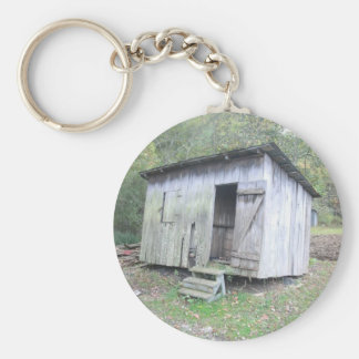 The Old Shed Key Ring