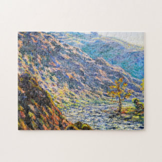 The Old Tree at the Confluence Claude Monet Jigsaw Puzzle