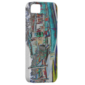 The old tug iPhone 5 case