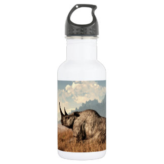 The Old Woolly Rhino 532 Ml Water Bottle