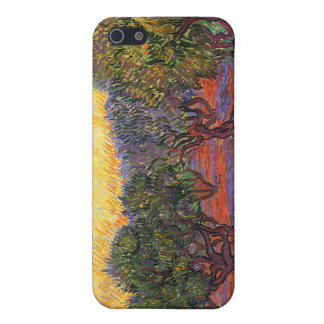 The Olive Grove, Vincent Van Gogh iPhone 5/5S Cover