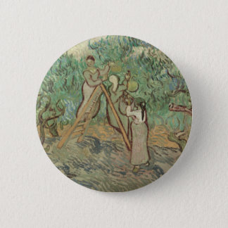 The Olive Orchard 6 Cm Round Badge