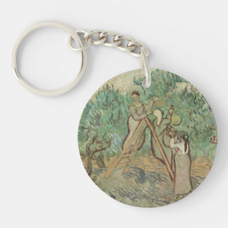 The Olive Orchard Key Ring