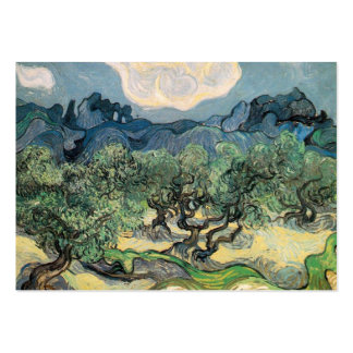 The Olive Tree Vincent van Gogh Business Cards