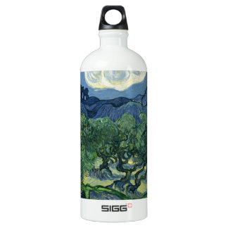 The Olive Trees by Van Gogh Fine Art SIGG Traveller 1.0L Water Bottle