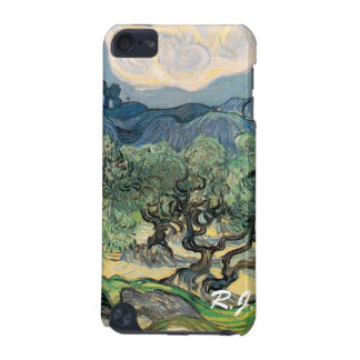 The Olive Trees by Vincent van Gogh iPod Touch (5th Generation) Cases