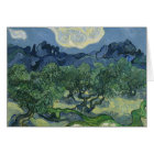 The Olive Trees - Van Gogh