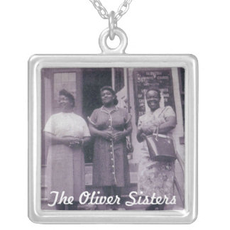 The Oliver Sisters Necklace