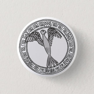 The Olympians! Hera / Juno symbol badge