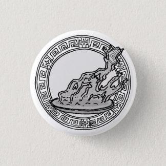 The Olympians! Hestia / Vesta symbol badge