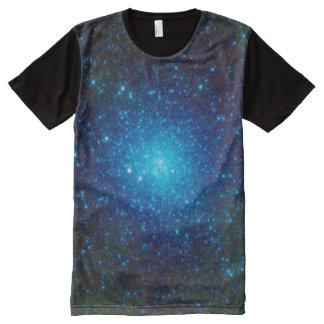 The Omega Centauri Star Cluster All-Over Print T-Shirt
