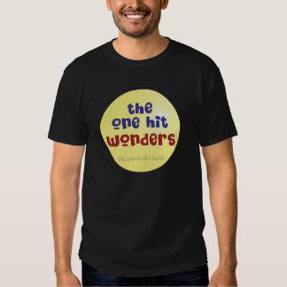 The One Hit Wonders - Black Tshirts