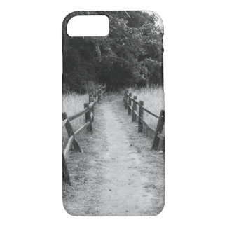 The One Less Traveled iPhone Case