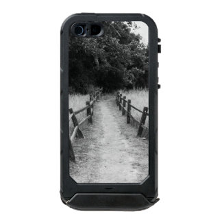 The One Less Traveled Phone Case