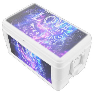 The Ones that Love Us Amethyst Dreams Chest Cooler
