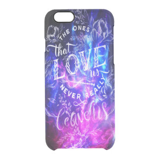 The Ones that Love Us Amethyst Dreams Clear iPhone 6/6S Case