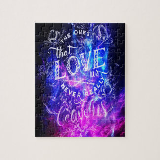 The Ones that Love Us Amethyst Dreams Jigsaw Puzzle