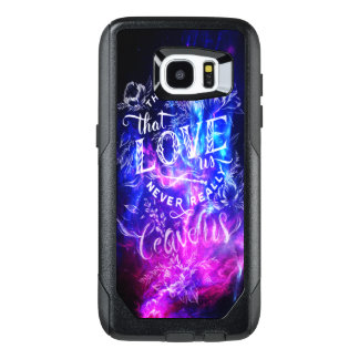 The Ones that Love Us Amethyst Dreams OtterBox Samsung Galaxy S7 Edge Case