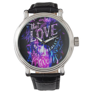 The Ones that Love Us in Amethyst Winter Dreams Watch