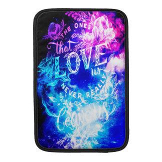The Ones that Love Us in Creation's Heaven MacBook Sleeve
