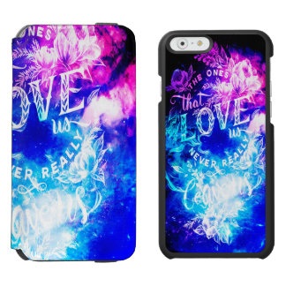 The Ones that Love Us in Creation's Heaven Incipio Watson™ iPhone 6 Wallet Case