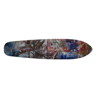 The Only Begotten Deck Style 7 1/8 ft Skateboard