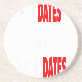 The only dates i get are updates coaster