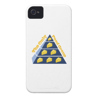 The Only Food Group iPhone 4 Cases