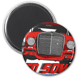The only Red Sow Magnet
