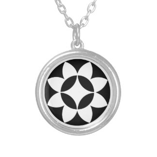 The Ooka Shippo Silver Plated Necklace