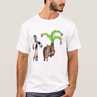 The Opus Dei Parade-Panda Hand-shirt T-Shirt