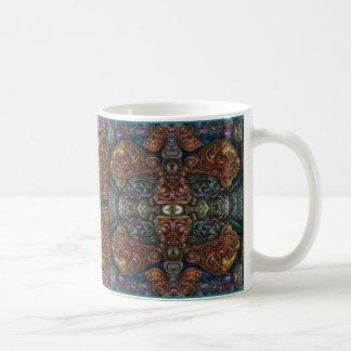The Oracle Basic White Mug