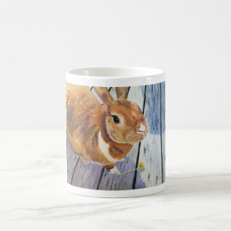 "The Orange Rabbit ""Blossom"" Mug"