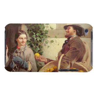 The Orange Seller (oil on canvas) Barely There iPod Case
