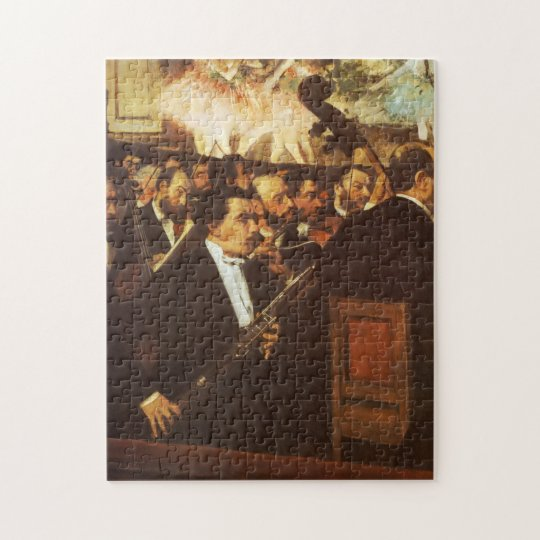 'The Orchestra of the Opera' Jigsaw Puzzle