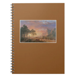 The Oregon Trail Fine Art Photo Notebook