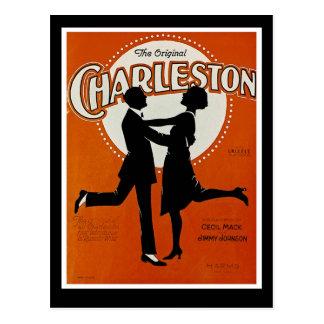 The Original Charleston Postcard