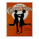 The Original Charleston Poster
